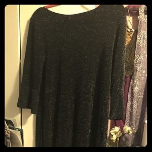 Nice for a women's night out glittery dress